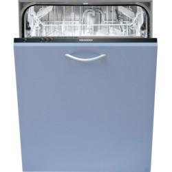 Moser-Konzept, Siemens Geschirrspüler SM65E331CH iQ500, vollintegrierbar, 55 cm, 12 Massgedecke, aquaStop, A+
