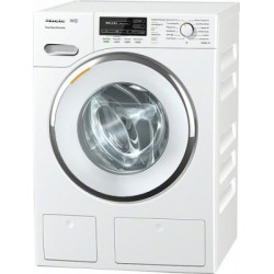Moser-Konzept, Miele Waschturm Waschmaschine WMH 100-20 CH + Wärmepumpentrockner TMG 600-40 CH inkl. gratis Zwischenbausatz