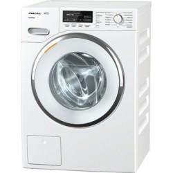 Moser-Konzept, Miele Waschturm Waschmaschine WMF 100-20 CH re + Wärmepumpentrockner TMG 600-40 CH inkl. gratis Zwischenbausatz