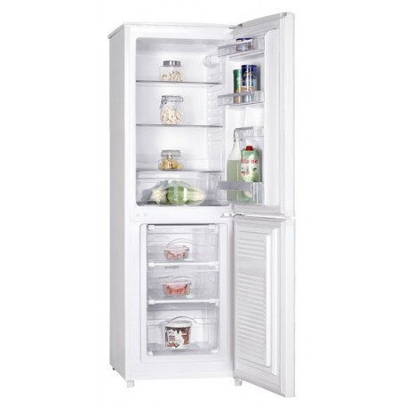 Kühl-Gefrierschrank Kibernetik 122 Liter A+++ Kühlschrank freistehend