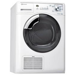 Bauknecht Waschturm Waschmaschine EcoStyle WAE 7727/1 + Wärmepumpentrockner EcoStyle TRWP 7680