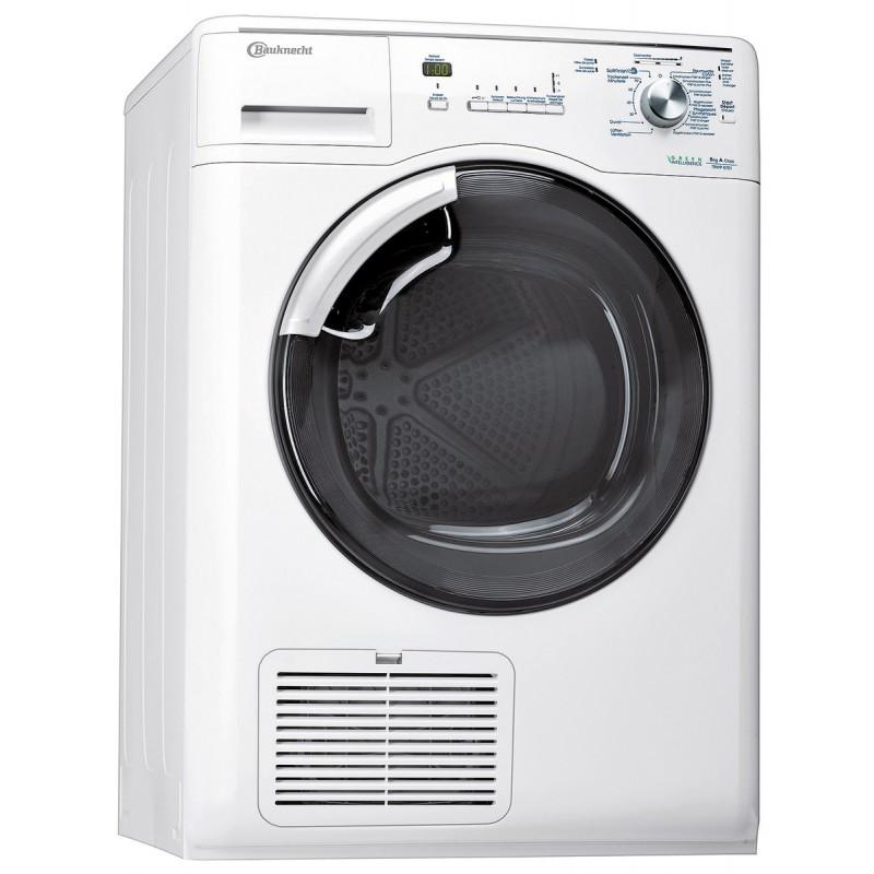 bauknecht waschturm waschmaschine ecostyle wae 7727 1 w rmepumpentrockner ecostyle trwp 7680. Black Bedroom Furniture Sets. Home Design Ideas