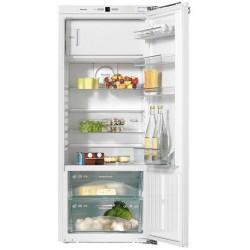 Einbau - Miele Kühlschrank K 35282 iDF, A ++, vollintegrierbar, mit Gefrierteil, EU-Norm, Einbauhöhe 1397-1413 mm