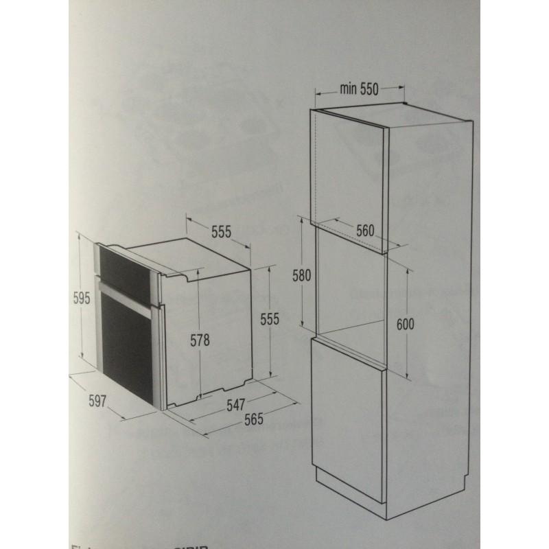 vzug backofen combair slp 60 spiegelglas, euronorm 60cm  ~ Backofen V Zug