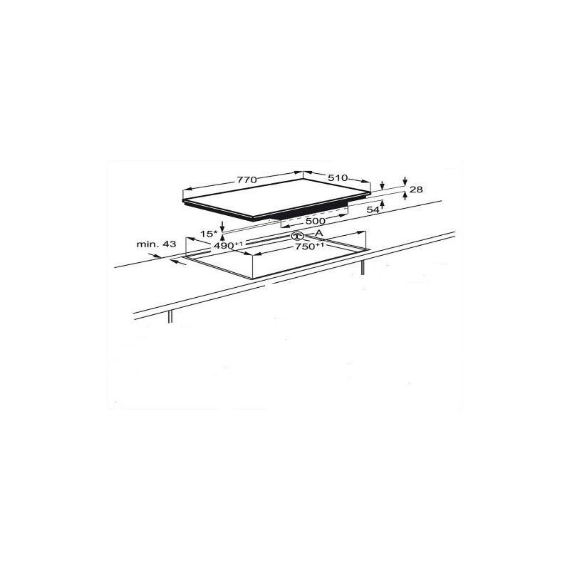 bauknecht ekm 4472 in kochfeld glaskeramik bedienbar. Black Bedroom Furniture Sets. Home Design Ideas