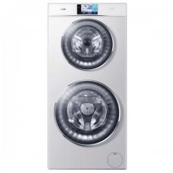 Haier HW120-B1558 Waschmaschine - 2 Waschmaschinen in einer!