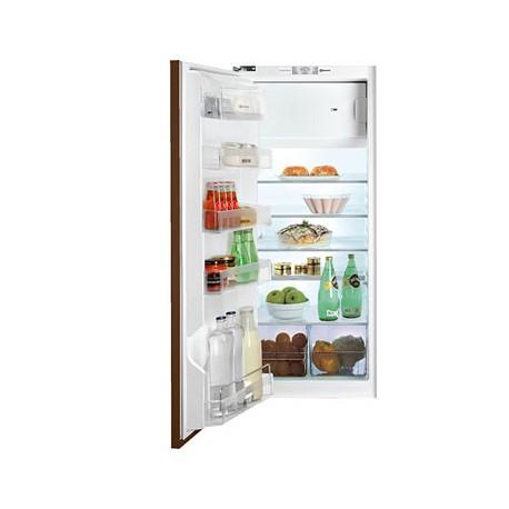 Bauknecht Kühlschrank KVEE3160 - Einbau - 55cm - links - Braun - dekorfähig