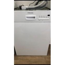 Occasion Geschirrspüler Electrolux GA55 Li we - inkl. Dekorfront - 55cm - CH-Norm - Einbau - Weiss