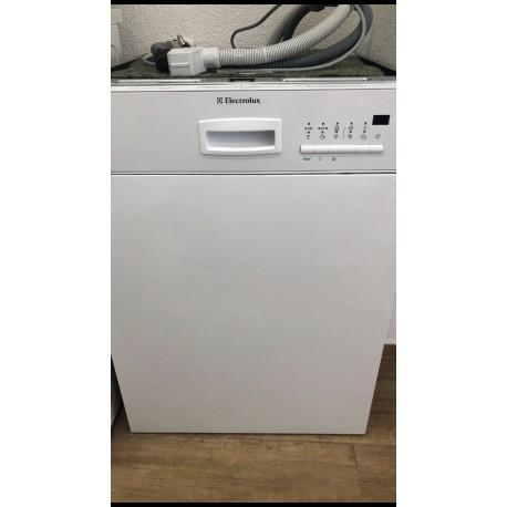 Electrolux Geschirrspüler 55cm Weiss