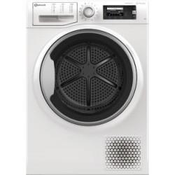 Bauknecht Waschturm Waschmaschine WAEN 97440 und Wärmepumpentrockner T RN D 9X2SKY CH