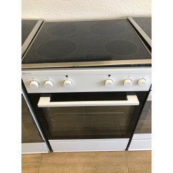 Occasion Electrolux EH7L2WE Herd Weiss - Swiss Norm 55cm mit Occ. Electrolux GK56PPLRCN Glaskeramik