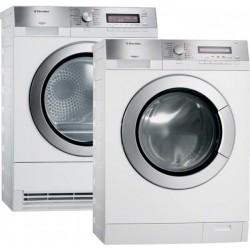 Electrolux Waschturm Waschmaschine WA GL8 E 201 + Wärmepumpentrockner TW SL5 E 202 inkl. gratis Zwischenbausatz