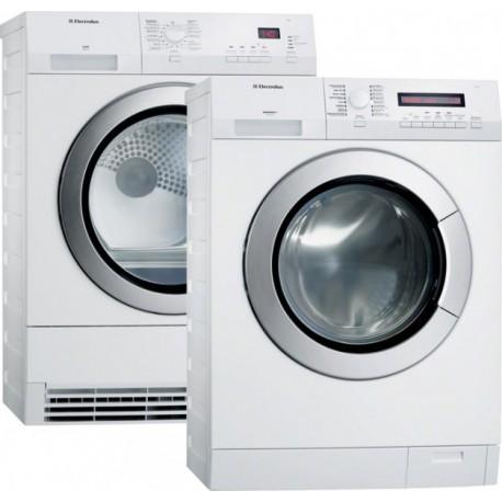 Electrolux Waschturm Waschmaschine WA L4 E 200 + Wärmepumpentrockner TW L4 E 202 inkl. gratis Zwischenbausatz