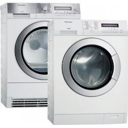 Electrolux Waschturm Waschmaschine WA L6 E 200 + Wärmepumpentrockner TW GL5 E 202 inkl. gratis Zwischenbausatz