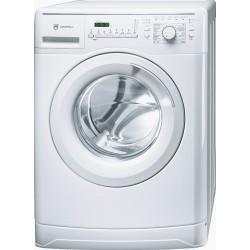 V-ZUG Adorina L Weiss Einfamilienhaus Waschmaschine
