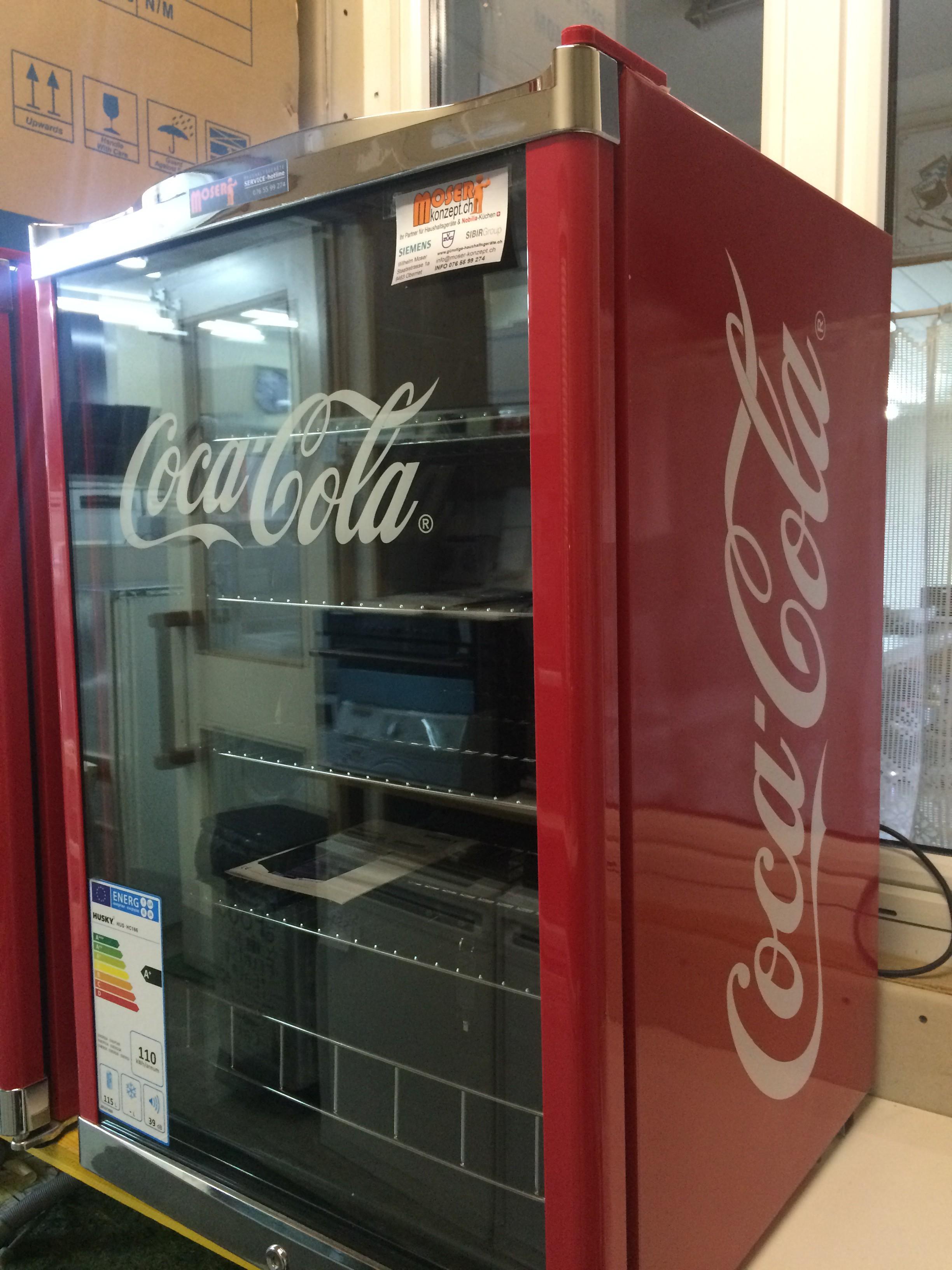 Berühmt Cola Kühlschrank Gebraucht Bilder - Die Designideen für ...