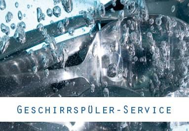 Geschirrspüler-Service